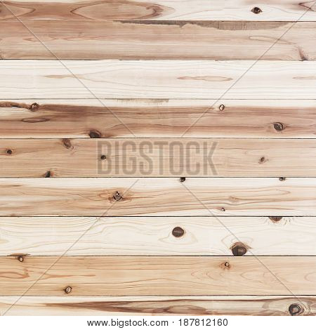 Brown Wood Wall Plank And Gnarl Texture Or Background