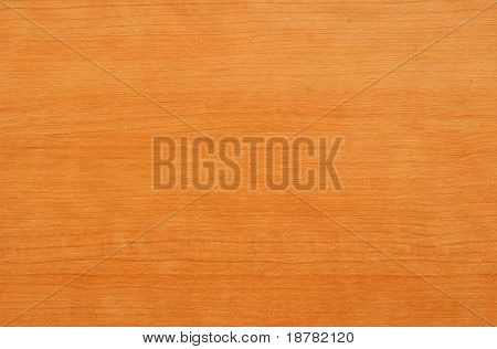 Yellow wooden surface close up