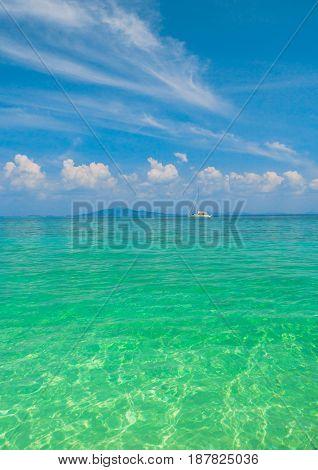 Marine Scene Serenity Shore