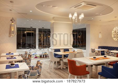 Modern Luxury Restaurant