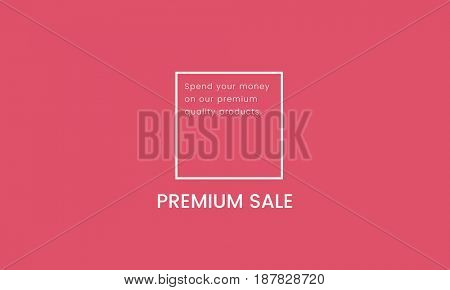 Best Price Premium Sale Concept