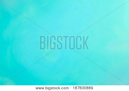 Abstract blur light gradient blue and green soft pastel color wallpaper background.