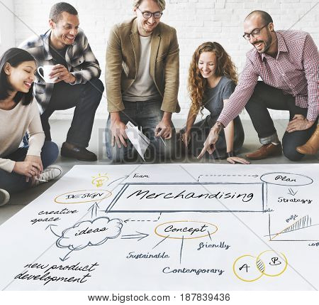 Business People Marketing Plan