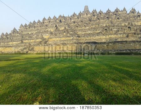One of the historical heritages in Indonesia