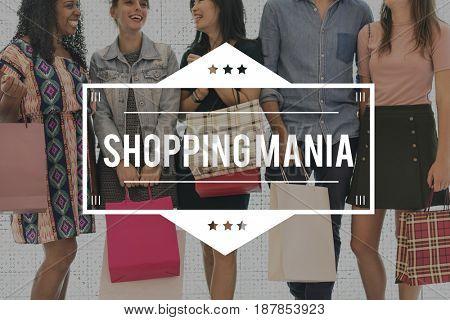 Buy Shopping Shopaholic Purchase Icon