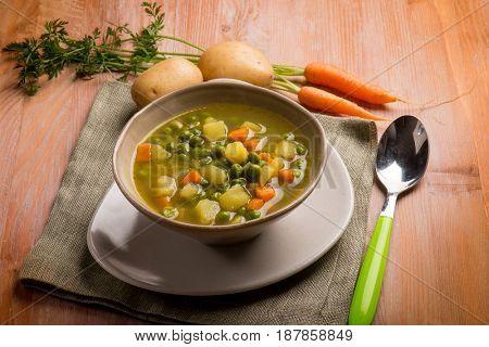soup vegetable