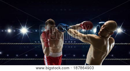 Box match best moments