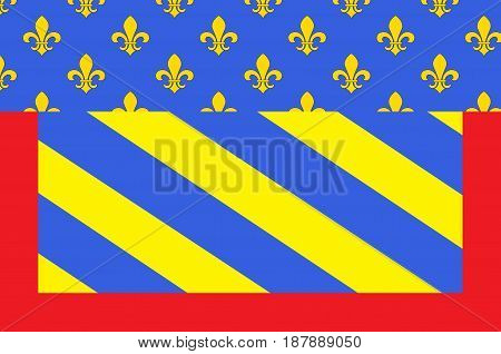 Flag of Abbeville is a commune in the Somme department and in Hauts-de-France region in northern France