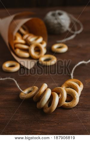 Drying Bagels