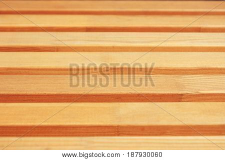 Background texture of wooden battens painted with lacquer.