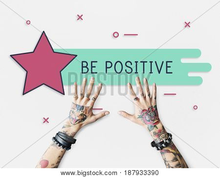 Lifestyle Be Positive Freedom Creative