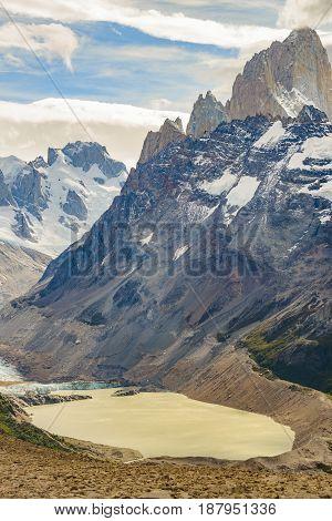 Parque Nacional Los Glaciares. Patagonia - Argentina