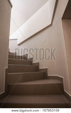 New Stairways In Hotel Room
