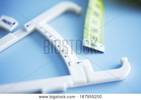 Fat Caliper Measuring Tape