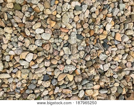 Stone Peeble Background image for wallpaper or art.