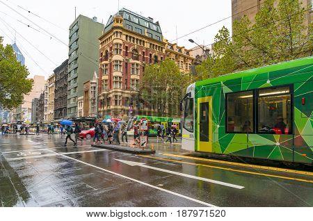 Melbourne Urban Infrastructure