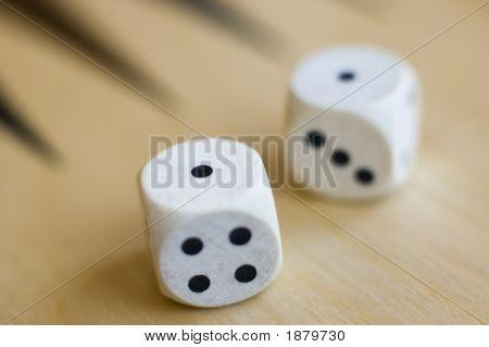 Ancient Game Backgammon