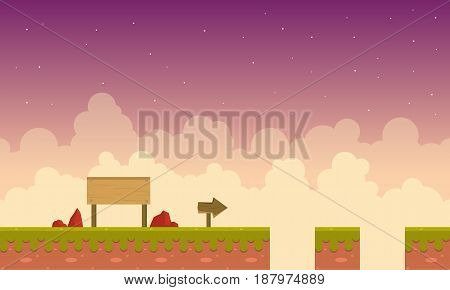 Game background style collection stock vector art