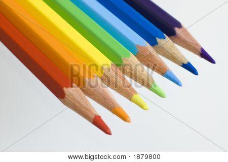 Colourfull Crayons