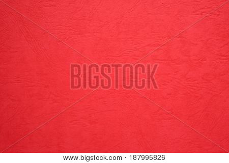 Blank red paper texture background Christmas background