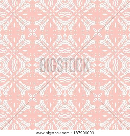 Seamless classic pattern. Traditional orient ornament. Classic vintage background