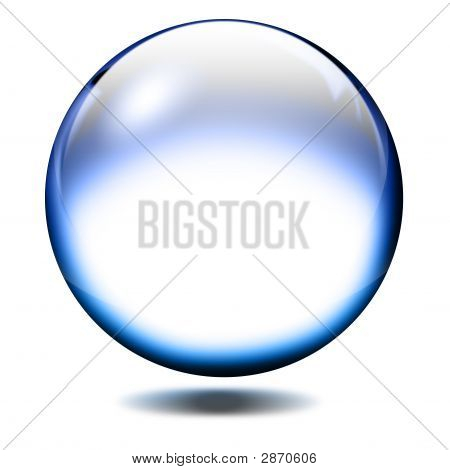 Glassballd