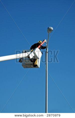 Street Light Repair