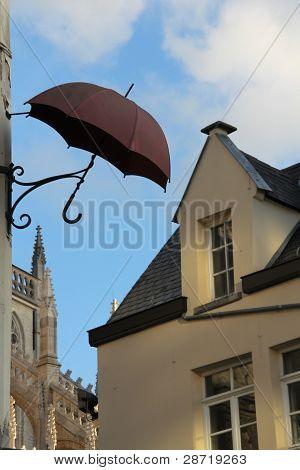 Umbrella in Antwerp