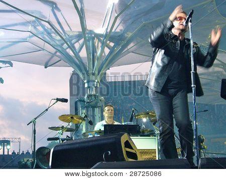 U2 live in Berlin 2009