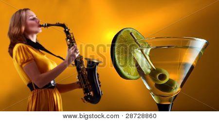 Jazz And Martini