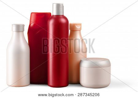 Personal Hygiene Products. Object. Close Up. Macro Photography