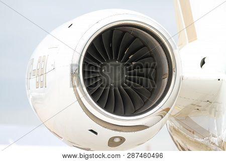Sw Business Aviation Gulfstream G280 In Istanbul Airshow