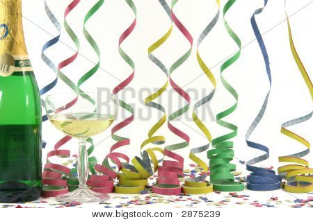 Celebration Streamers