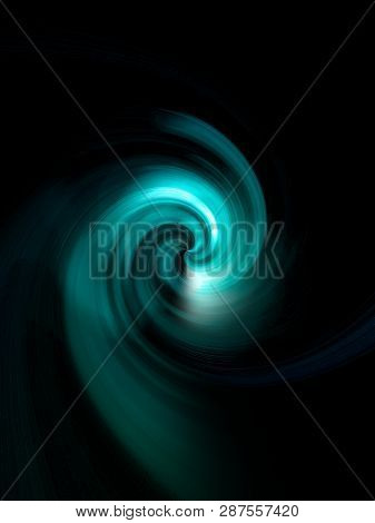 The Colorful Twist Motion On Abstract Background.