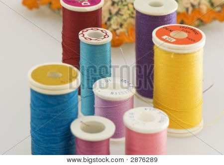 Different Colors Of Thread