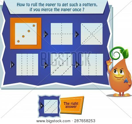 Game How To Roll The Paper