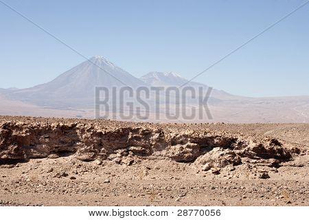 mountains in San Pedro de Atacama desert