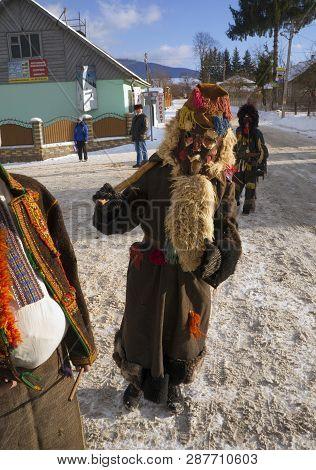 Folk Traditions At Christmas