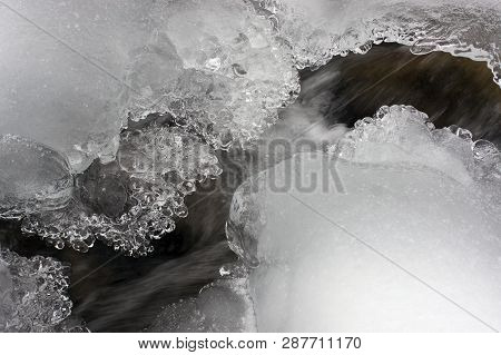 Lace Ice Frozen