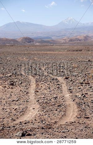 San Pedro de Atacama desert