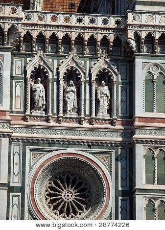 Basilica of Santa Maria del Fiore - Florence poster