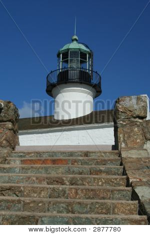 Up To The Lighthouse