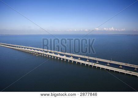 Howard Frankland Bridge.