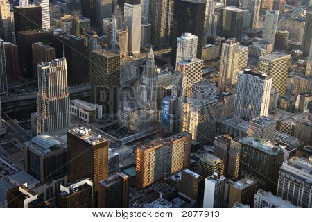 Chicago Buildings.