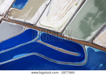 Tailing Ponds.