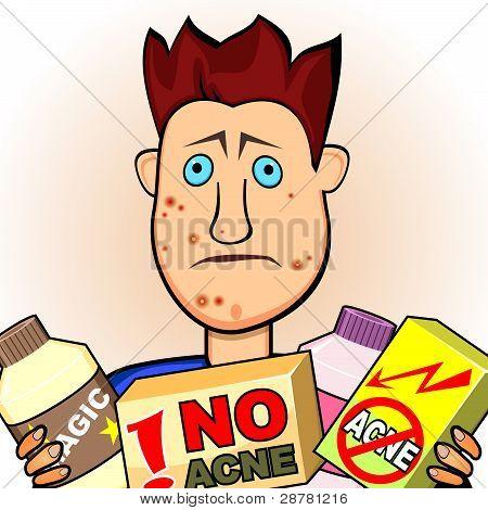 Medicine Against Acne