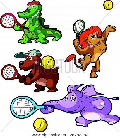 Tennis_animals_01.eps