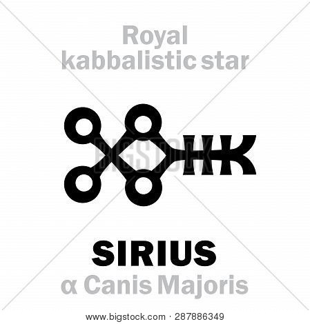 Astrology Alphabet: Sirius (alpha Canis Majoris / Sothis, Canicula), Canis Major (the Mouth Of The G