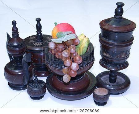 Table Set Antique Craft