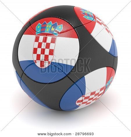 Croatian Soccer Ball